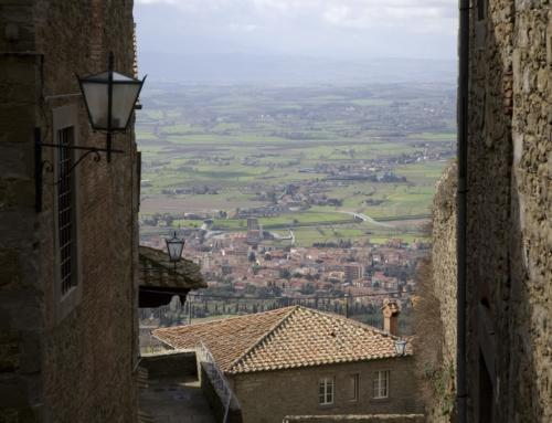 Cortona, Mother of Troy and Grandmother of Rome