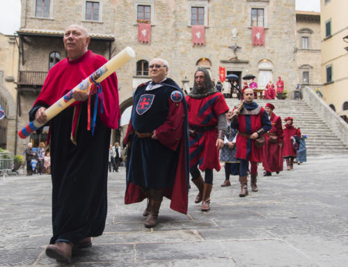 What to do in Cortona in May