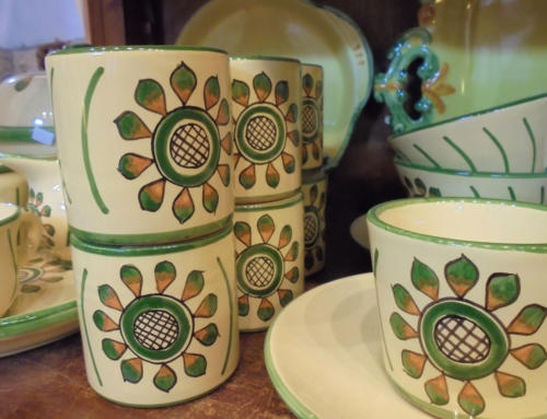 The story of Cortona ceramics