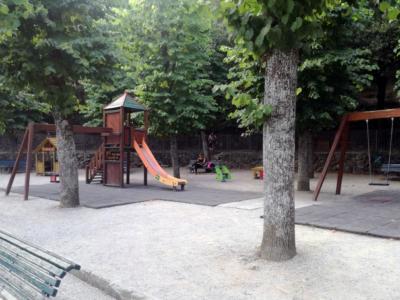 Cortona playground